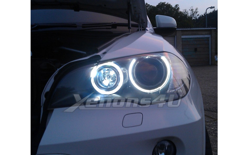Bmw e87 angel eyes headlights-6290