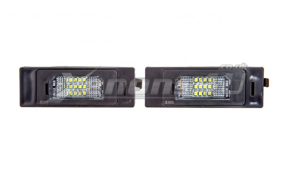 BMW E81 E87 E63 E64 E85 E86 Z4 LED Number Plate Lights