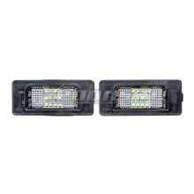 BMW E39 Saloon Sedan LED Number Plate Lights