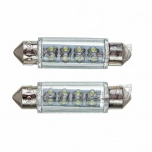 42mm 8 LED Festoon Bulbs