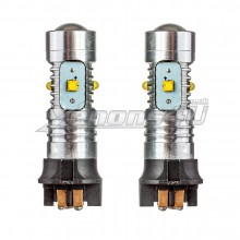 PW24W 30W CREE LED DRL Daytime Running Light Bulbs
