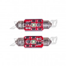 36mm C5W 5W CREE LED Festoon Canbus Bulbs