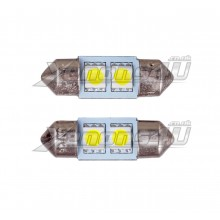 31mm 5050 SMD 2 LED Festoon Bulbs
