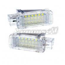 4E0947415 LED Interior Courtesy Footwell Light Lamps
