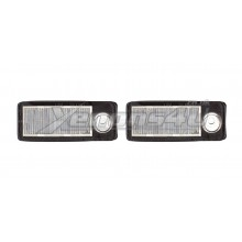 Audi A6 C5 4B Avant Estate LED Number Plate Lights