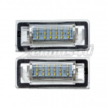 Audi TT 8N MK1 18 LED Number Plate Lights