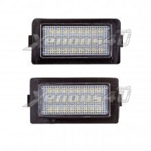 BMW 7 Series E38 LED Number Plate Lights