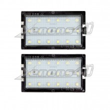 Land Rover Range Rover Sport L320 LED Number Plate Lights
