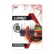 Lumro 3157 P27/7W 180 Wedge Bulbs