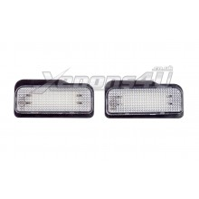 Mercedes Benz W211 S211 CLS W219 A2038200256 A2118200756 LED Number Plate Lights
