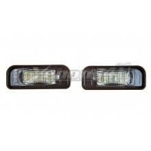 Mercedes Benz S-Class W220 LED Number Plate Lights