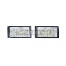 Mini Cooper R50 R52 R53 LED Number Plate Lights
