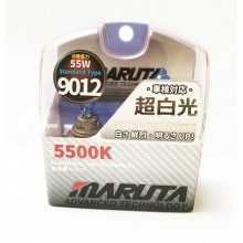 Maruta MTEC 9012 55W Super White Xenon Gas Upgrade halogen Bulbs