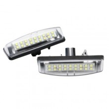 Lexus XE10 IS200 IS300 RX XU30 RX300 R330 LED Number Plate Lights