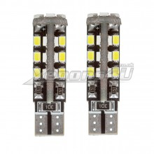 30 SMD Car LED Wedge Bulbs