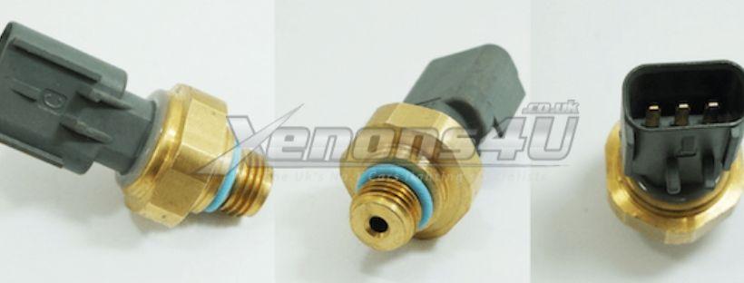 P0470 to P0474 Exhaust Back Pressure Sensor Error Code